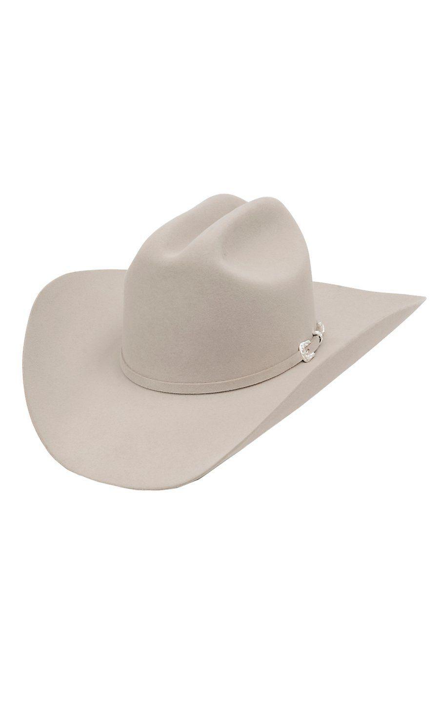 bf3cfae681808 Stetson 5X Lariat Silverbelly Felt Cowboy Hat  ThingstoWear