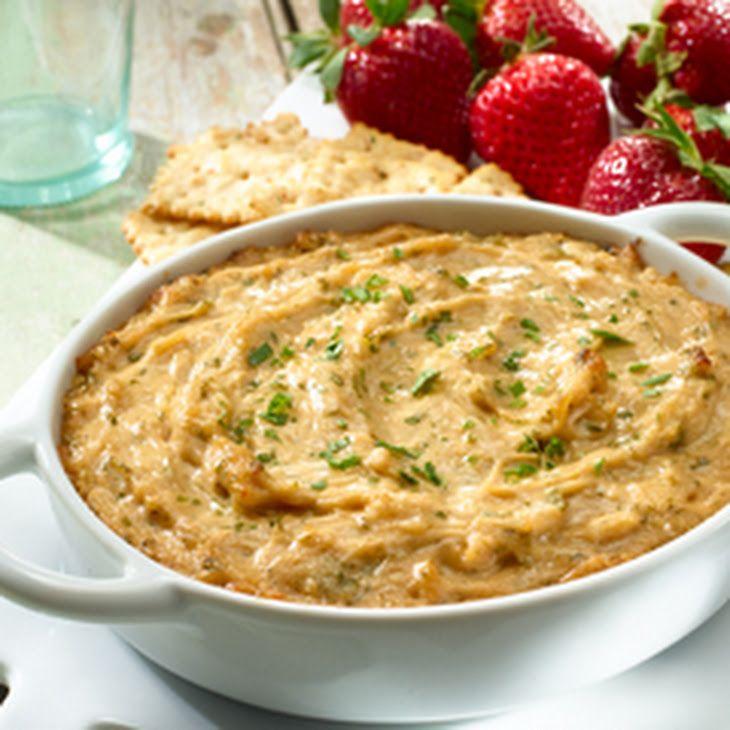 Cheesy Balsamic Parmesan Dip