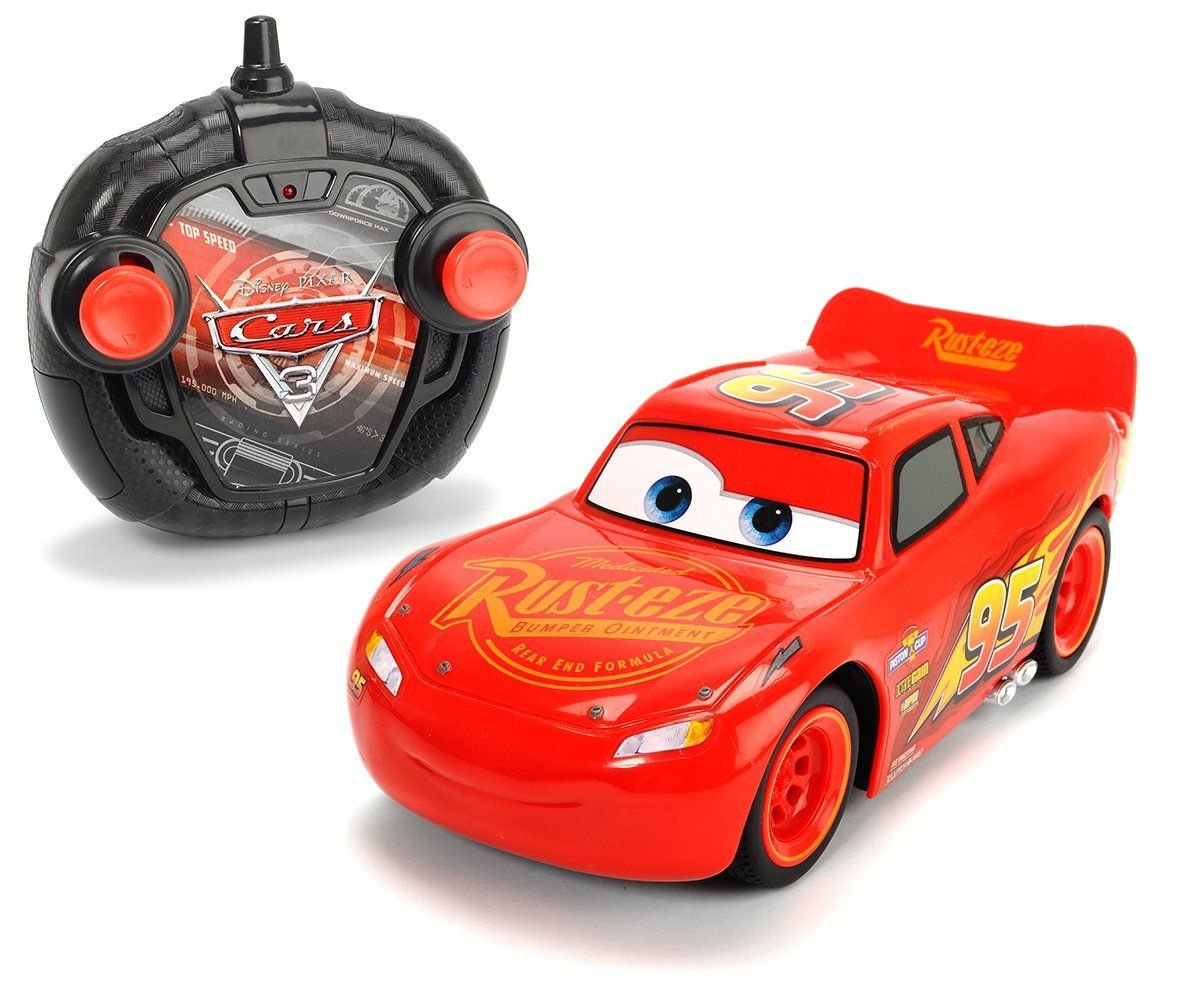 Smoby Majorette 203084003 Cars 3 Voiture Radio