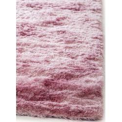 Photo of benuta Essentials Hochflor Shaggyteppich Whisper Lila 140×200 cm – Langflor Teppich für Wohnzimmer