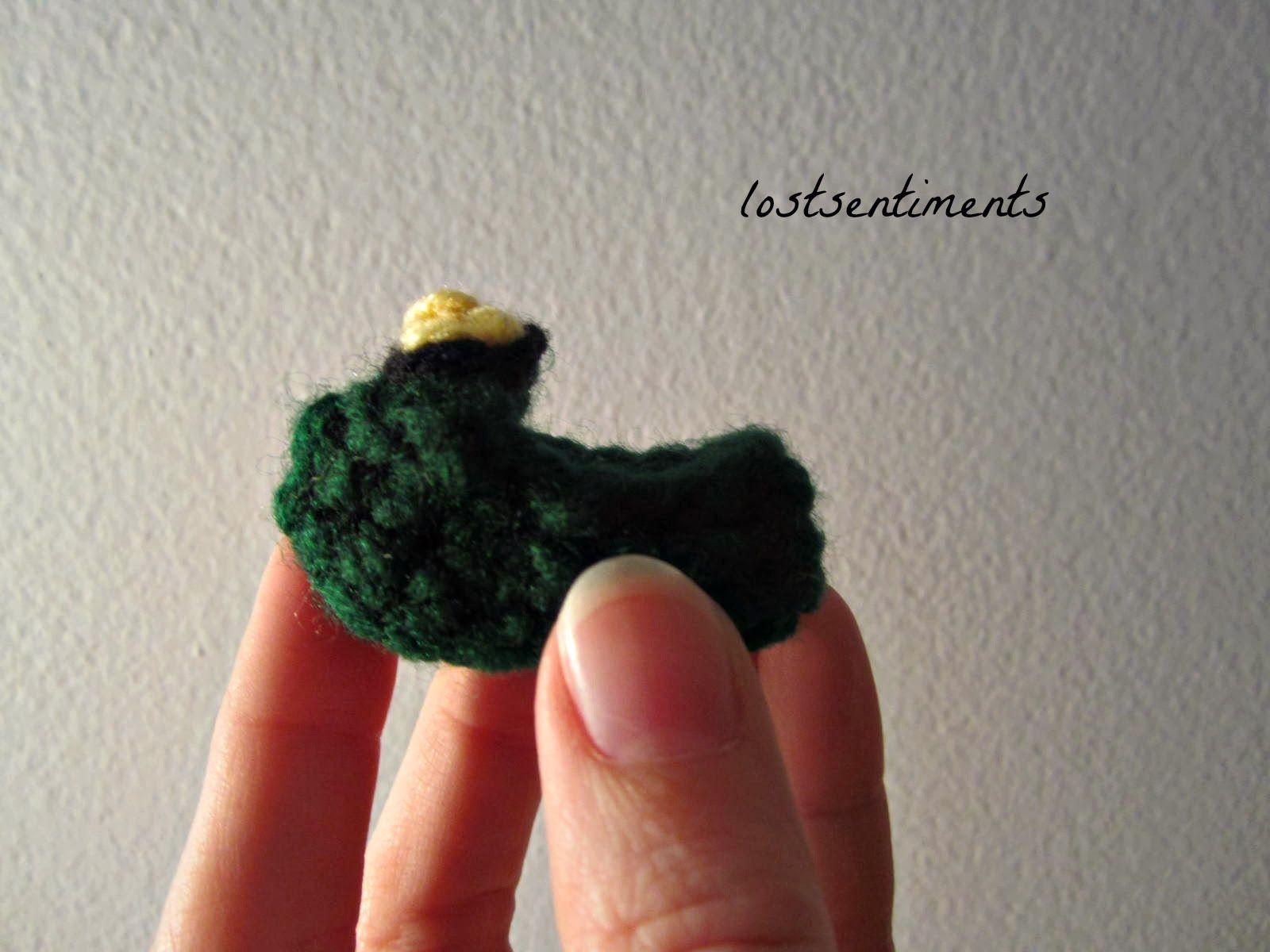 Free Amigurumi Leprechaun Pattern : Leprechaun shoe free crocheted pattern crochet & amigurumi
