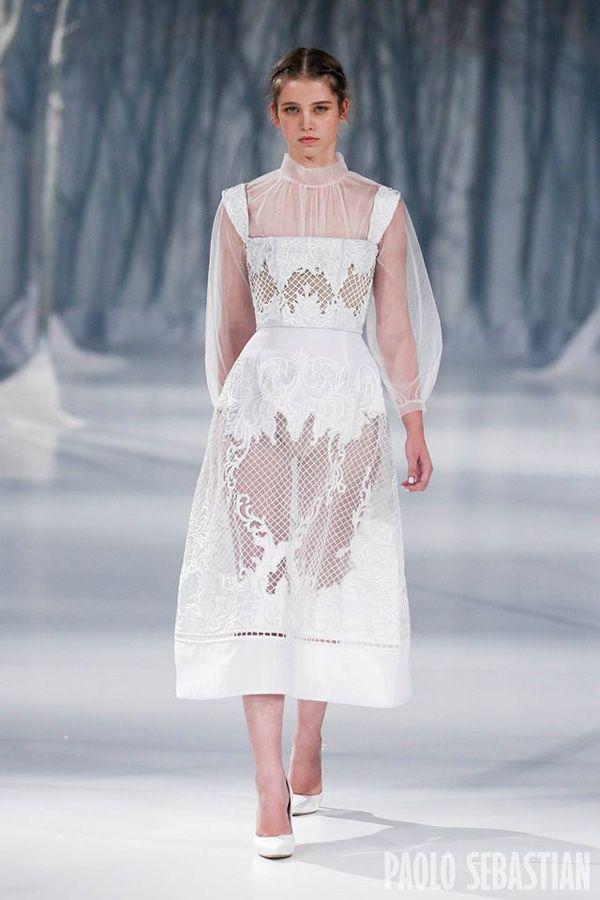 Fashion Friday: Paolo Sebastian A/W 2015-2016