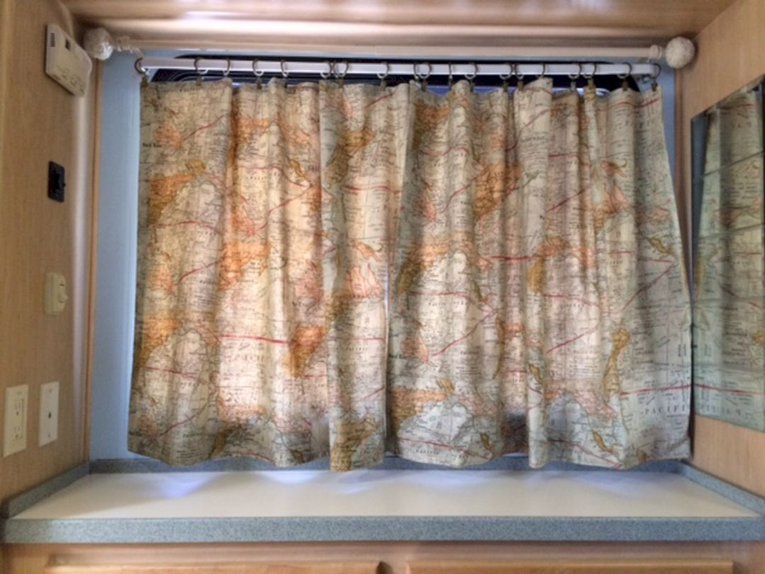 The Best 25 Beautiful RV Curtain Collections For Inspirations Decoredo 15284 Rv