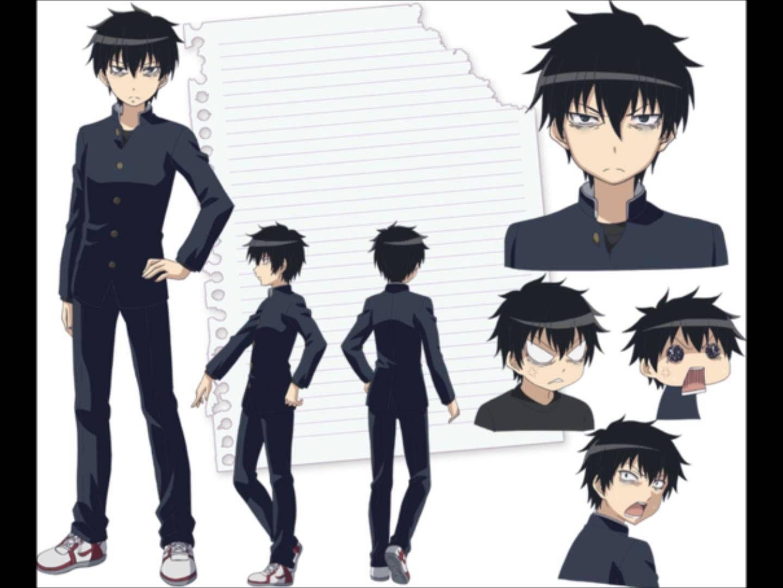 Watamote Anime Character Design Character Design Anime