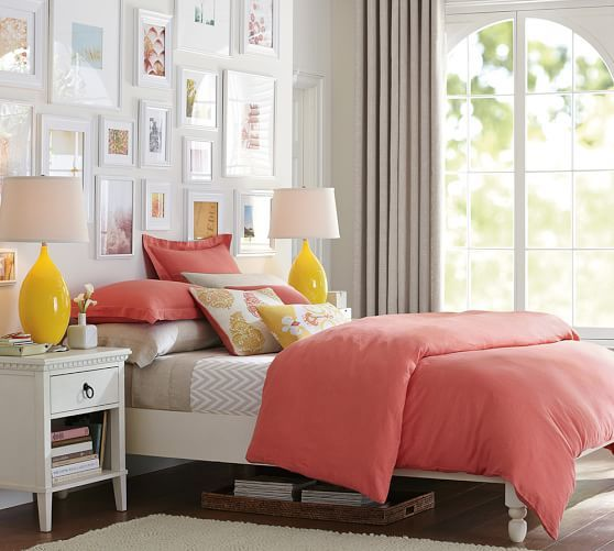 Addison Platform Bed Contemporary Bedroom Bedroom Sets Pottery Barn Bedrooms