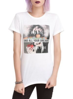 289e736c0 Disney Snow White One Bite Girls T-Shirt | things i want for my 18th ...