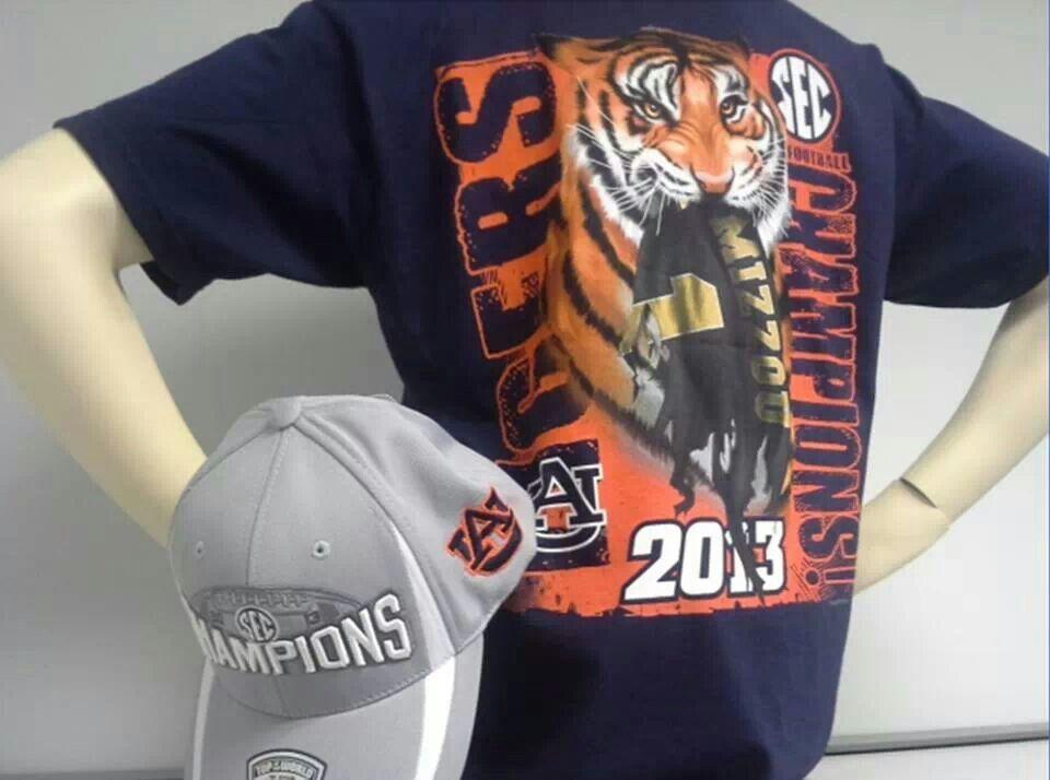 Academy Sports has the right merchandise Auburn