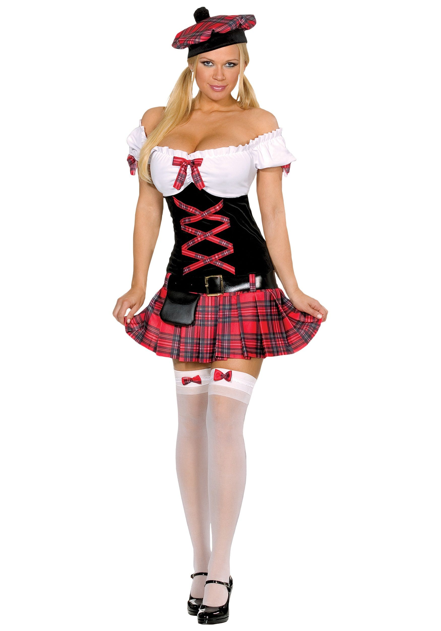 Home Halloween Costume Ideas Global Costumes Scottish Costumes Sexy .