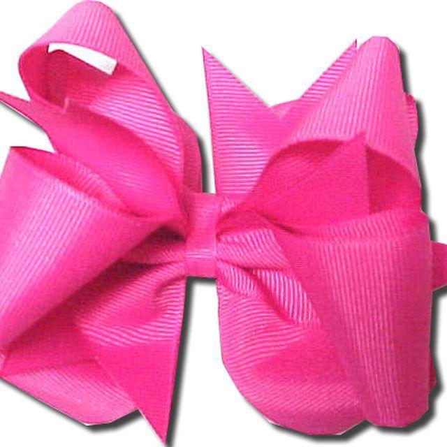 girl hair bows school sport navy blue white bows bulk