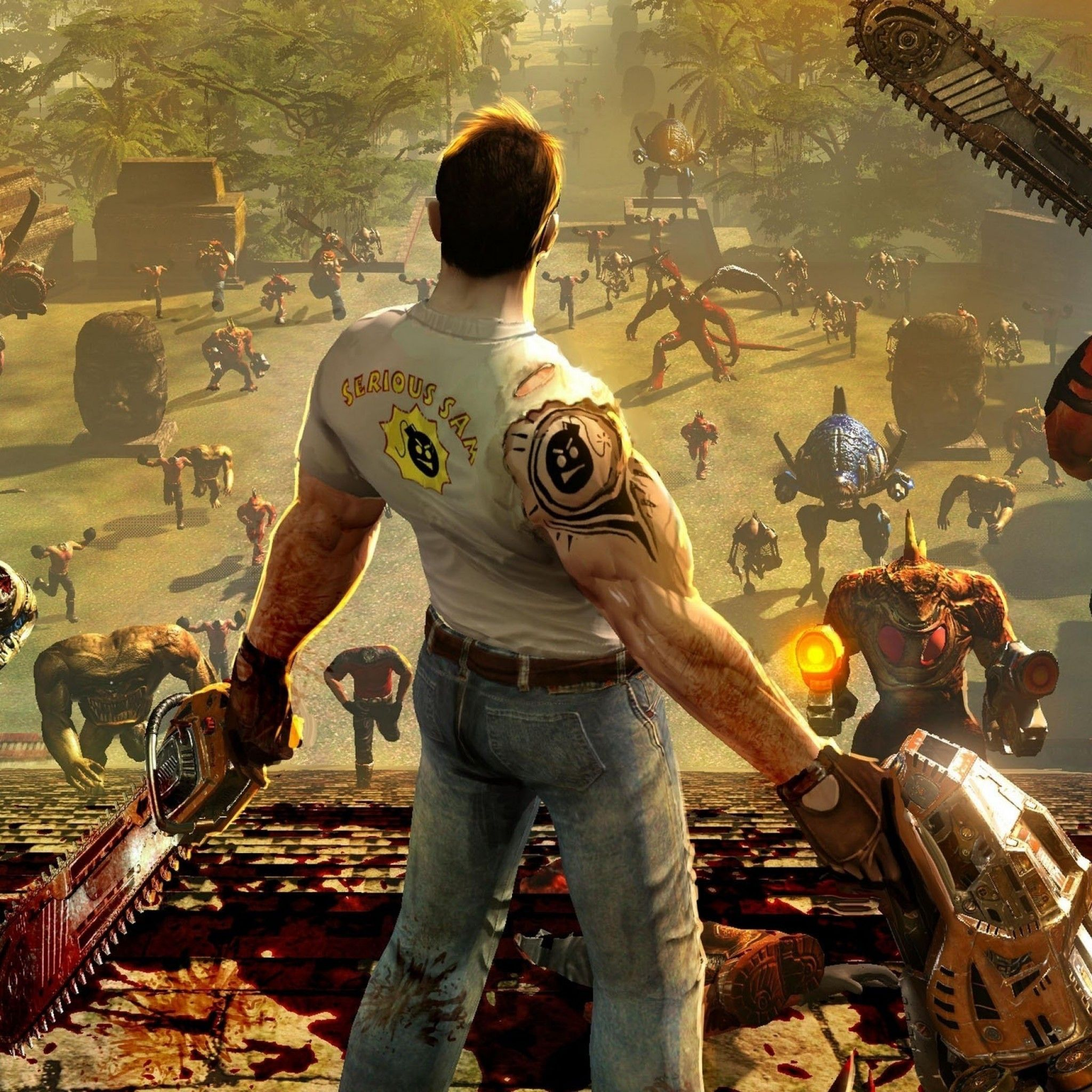 Serious Sam VR The Last Hope. SeriusSamVR TheLastHope