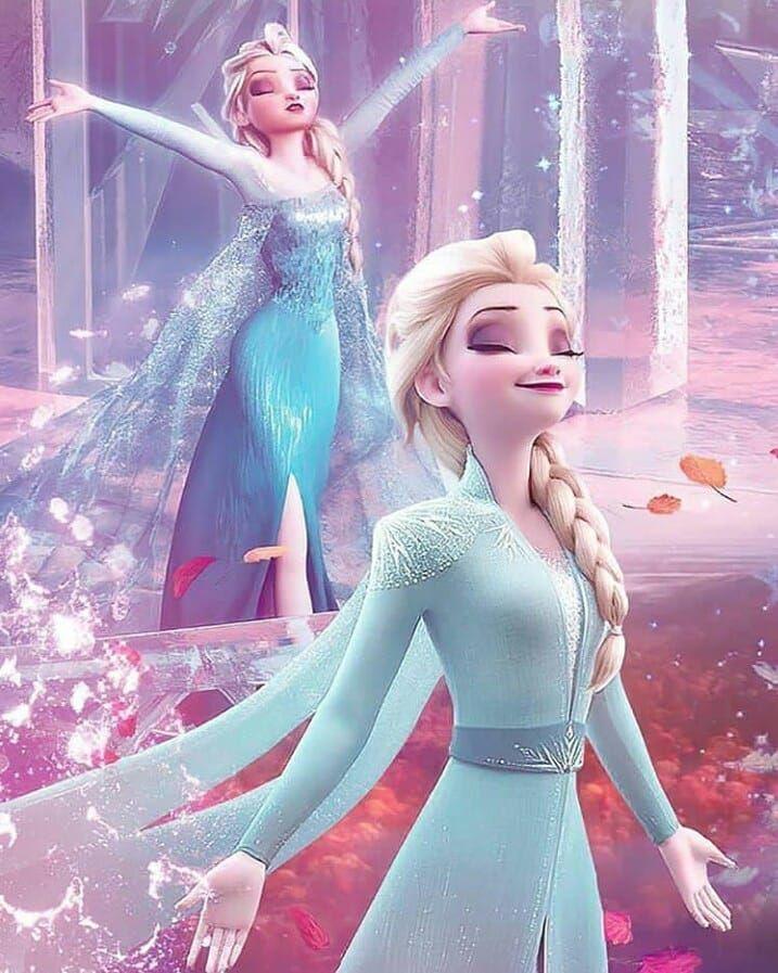 Elsa Queenelsa Queenelsaofarendelle Frozen Frozen2 Frozenmovie Frozendisney Disney In 2020 Disney Princess Elsa Disney Frozen Elsa Art Disney Princess Pictures
