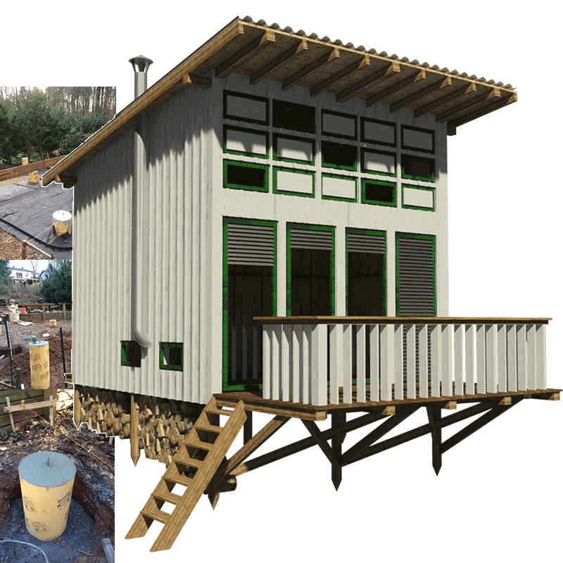 Vacation Cabin Plans Candy Small Cabin Plans Cabin
