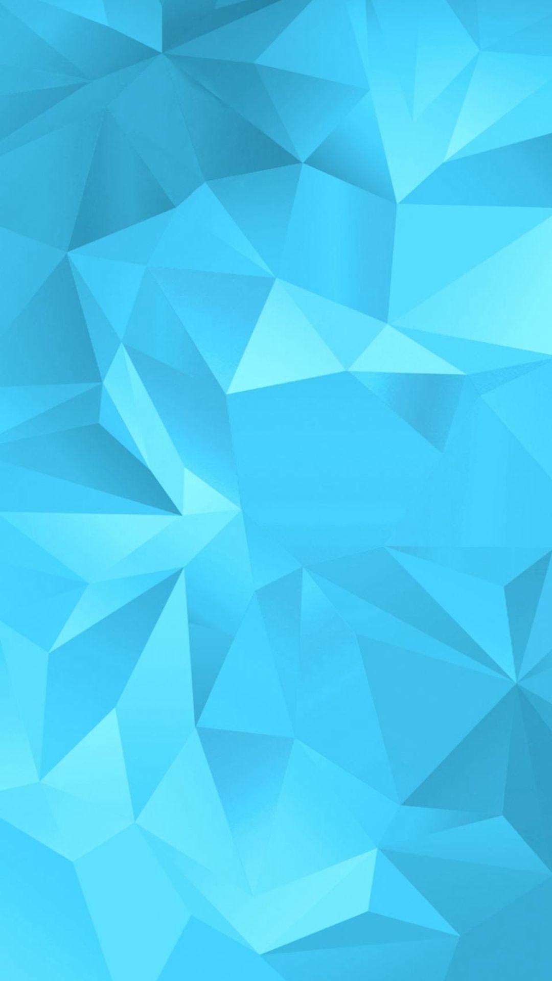Simple Blue Fold Polygon Pattern Wallpaper Iphone 6 Wallpaper Download Iphone Wallpapers Ipad Wal Iphone Wallpaper Pattern Polygon Pattern Pattern Wallpaper
