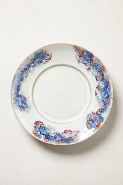 Pintowin Anthropologie Plates Dinnerware Anthro Style
