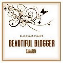 Beautiful Blogger Award  http://abooksandmore.blogspot.com/2012/06/7-things-about-me-that-you-probably.html