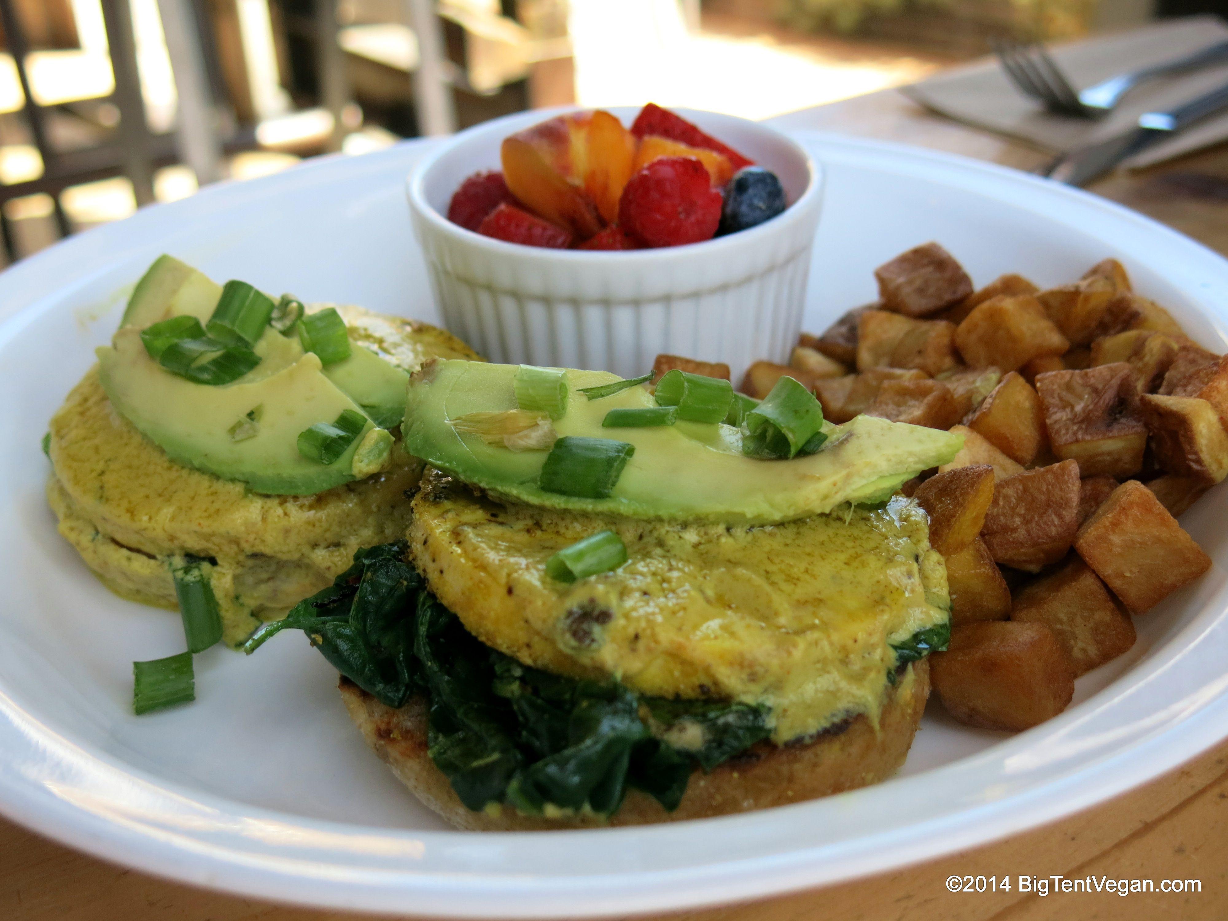 Ca Floine Chef Stephanie Morgan Seabirds Kitchen Costa Mesa Vegan