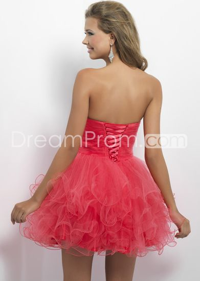 2014 Style A-line Sweetheart Beading Sleeveless Short / Mini Tulle Cocktail Dresses/ Homecoming Dresses