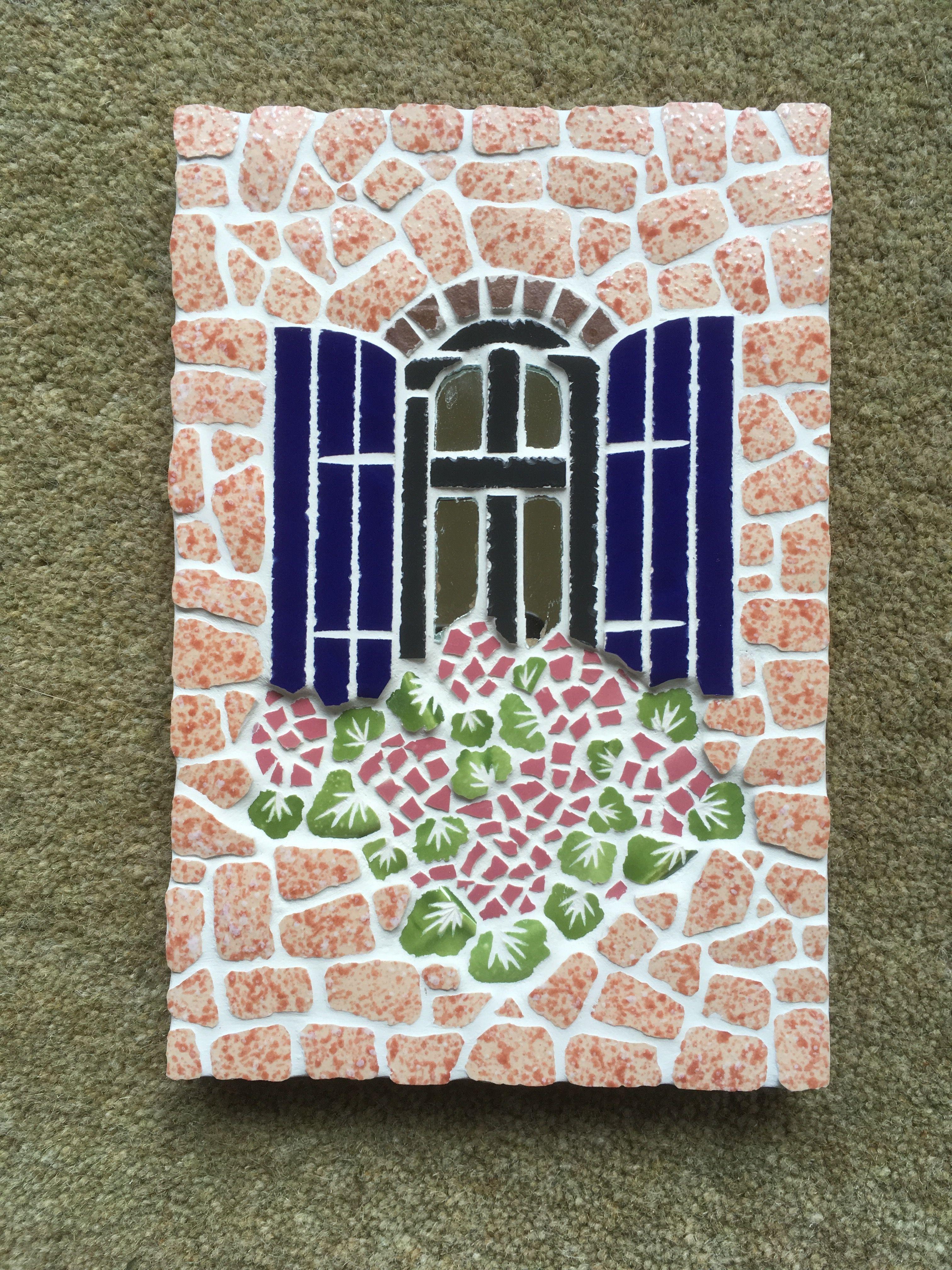 Pin by clauvrarei on Mosaics   Mosaic art, Mosaic artwork, Mosaic ...