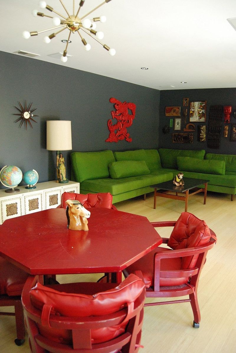 Obsessed with this colorful space! | living room | Pinterest ...