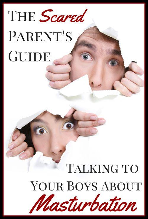 Masturbation guide for boys