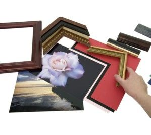 Expert help in choosing the perfect picture frame at Masten Fine Framing & Gifts.