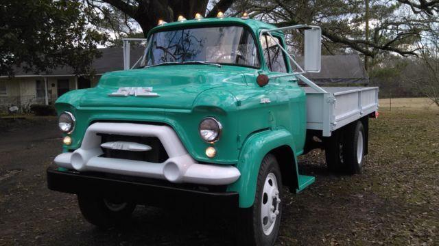 1957 Gmc Model 370 2 Ton Coe Truck
