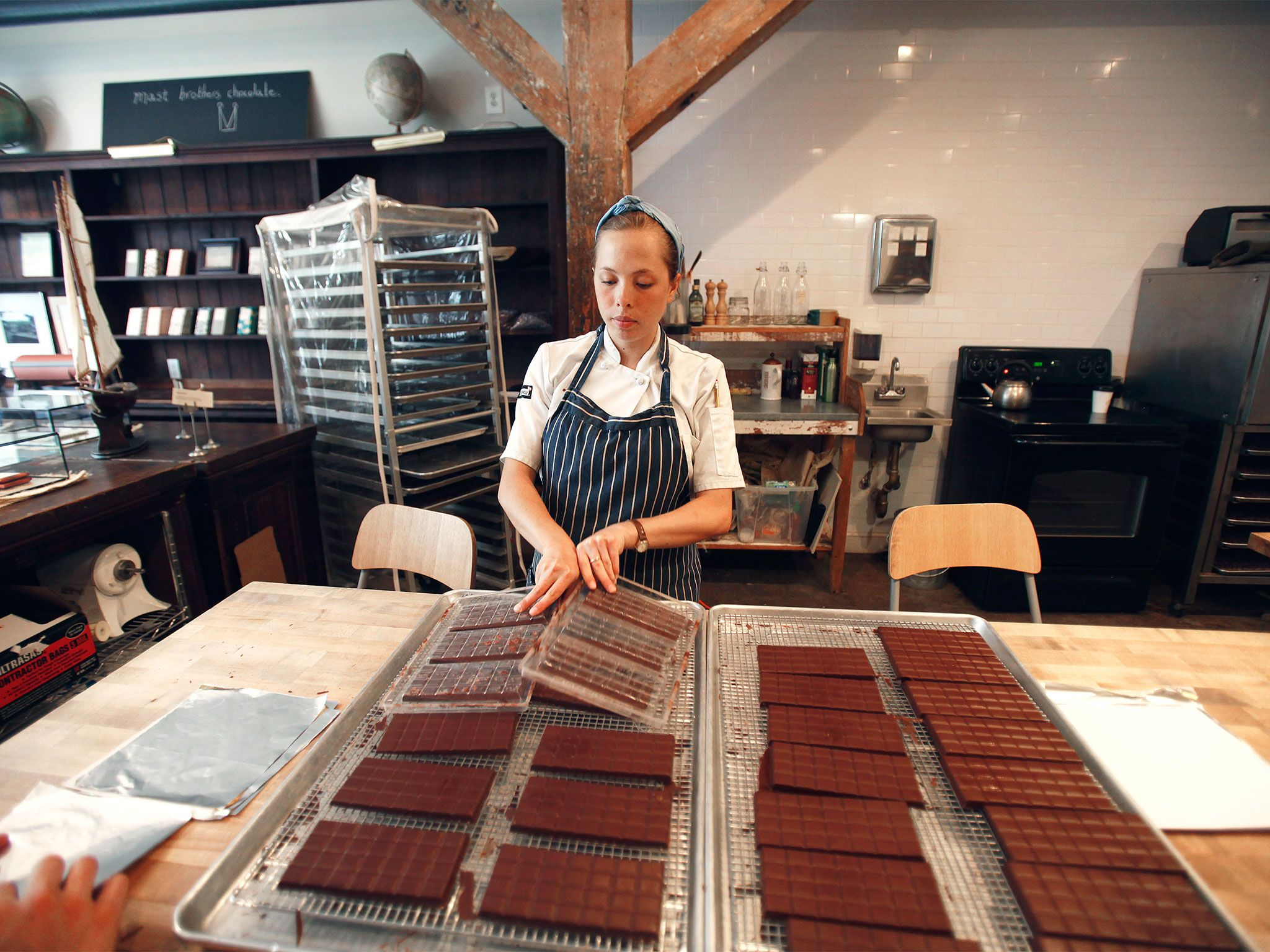 10 Chocolate Shops Worth Traveling For | Mast brothers chocolate ...