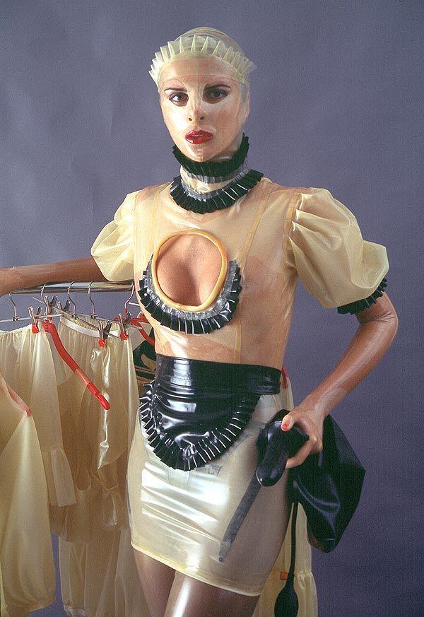 ボード「Transparent latex & rubber」のピン