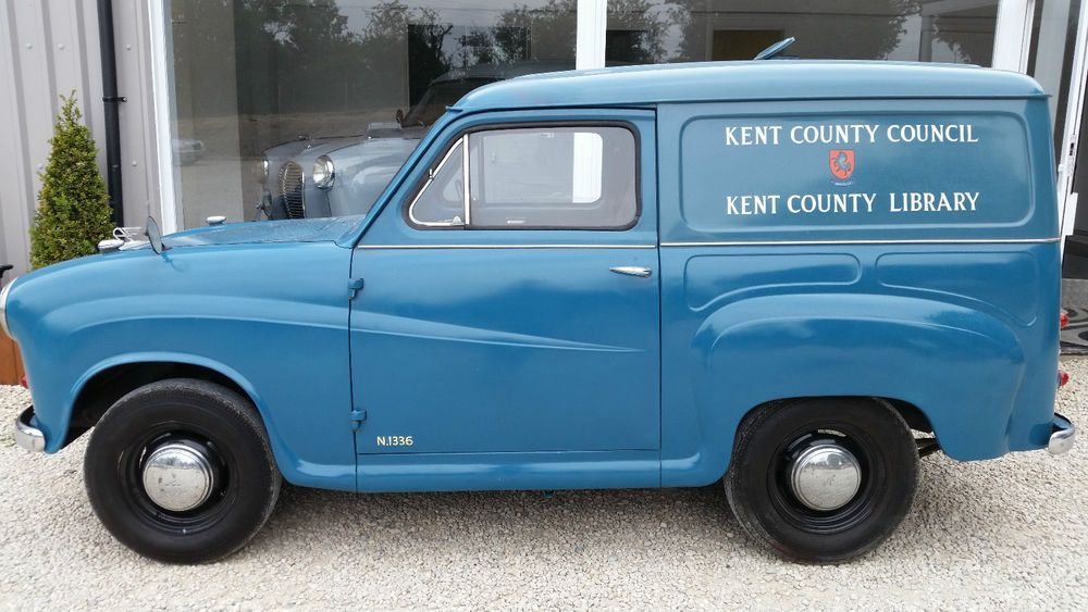 austin a35 van 1967 low miles lovely condition. Black Bedroom Furniture Sets. Home Design Ideas