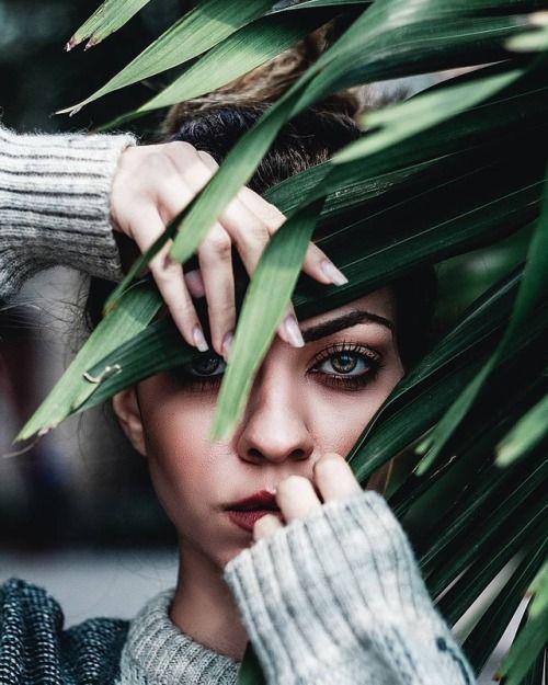 Marvelous Female Portrait Photography by Caju Gomes #portraitphotography