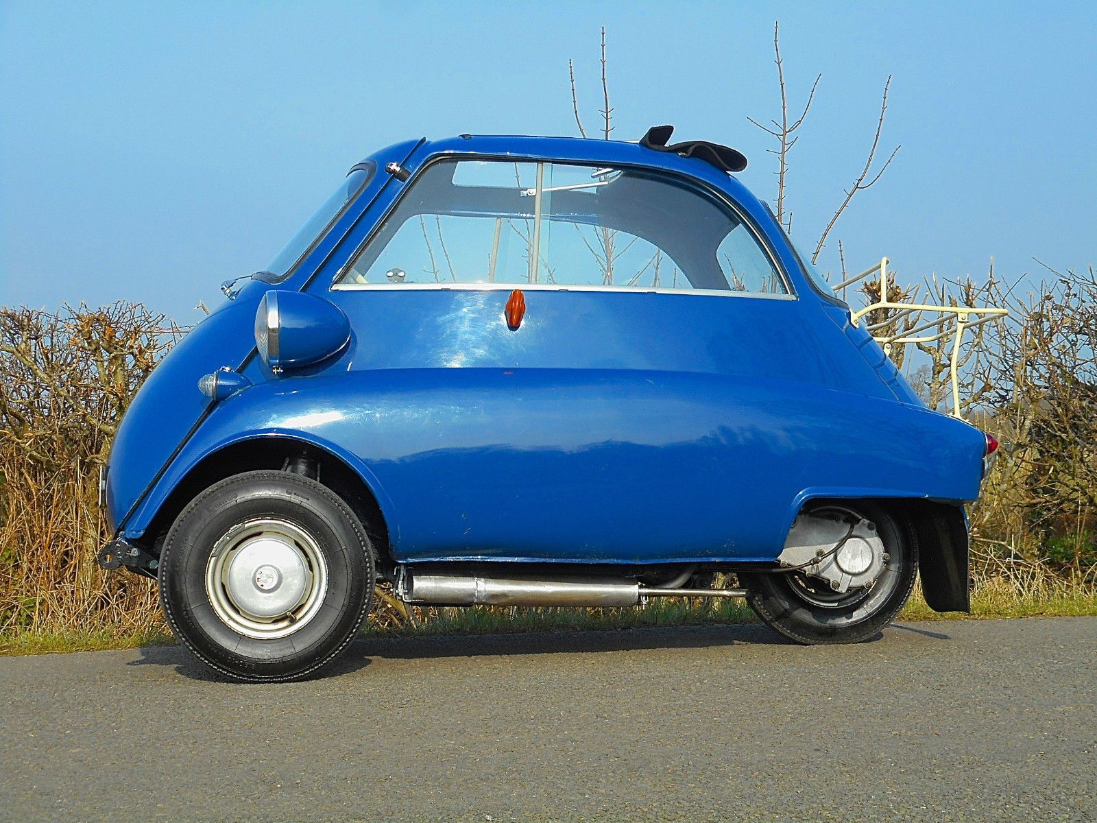1966 Bmw Isetta 300cc Bubble Car B Weird Vehicles 2 Bmw Isetta