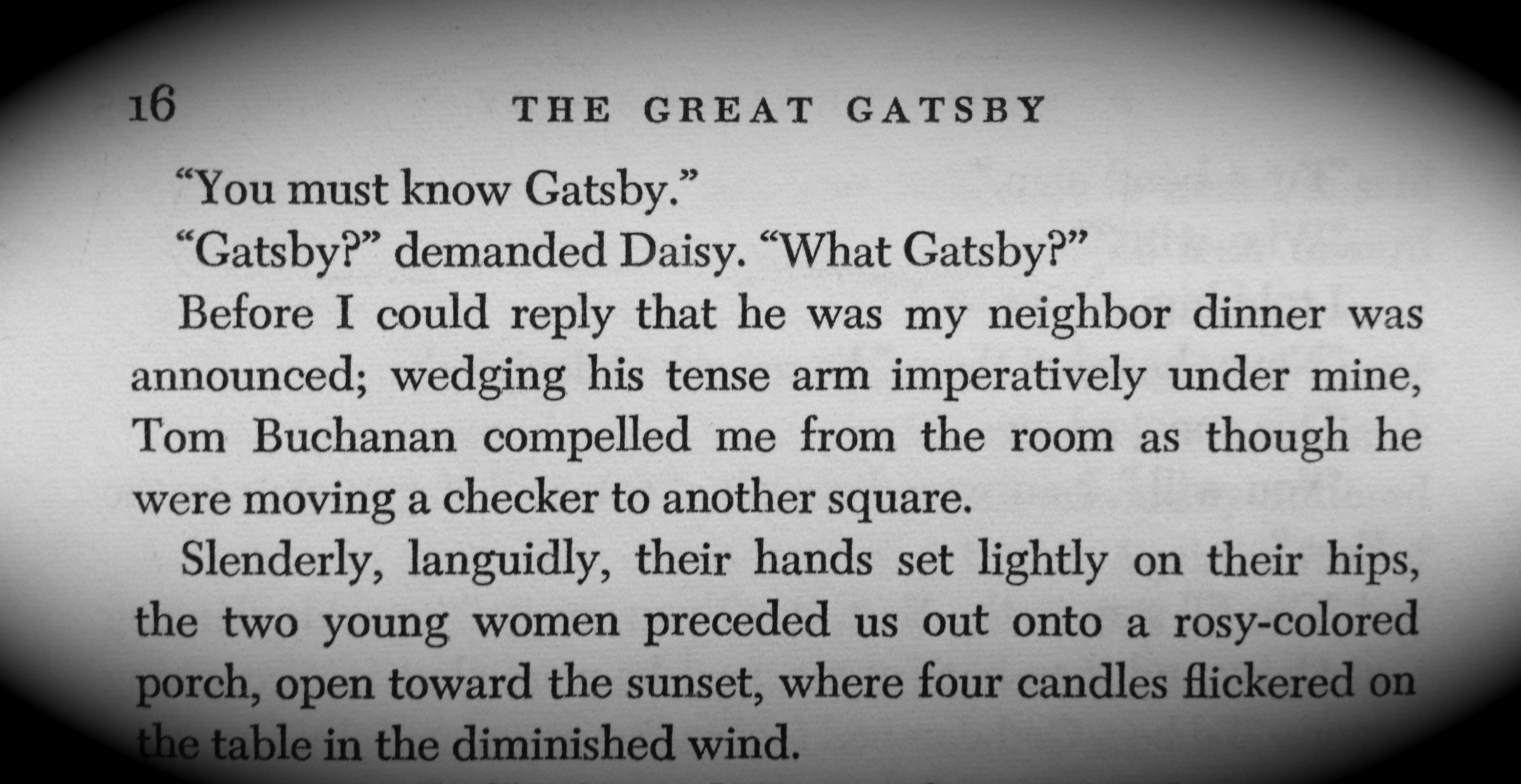 4 Famous Great Gatsby Quotes  Success quotes images