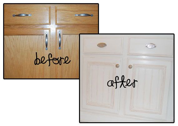 Add Molding And Breadboard To Kitchen Cabinets Http Www Tipjunkie Com Diy Decorating Install Molding Home Diy Decor Home Remodeling