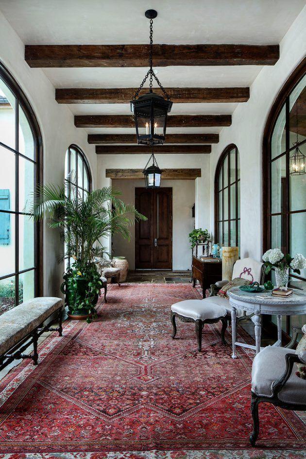 20 Graceful Mediterranean Hallway Designs That Will Overwhelm You