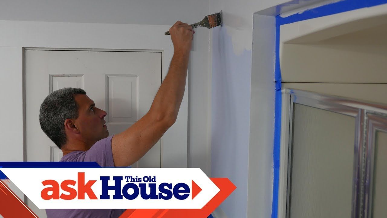 How to Paint a Mold Resistant Bathroom | Mold in bathroom ...