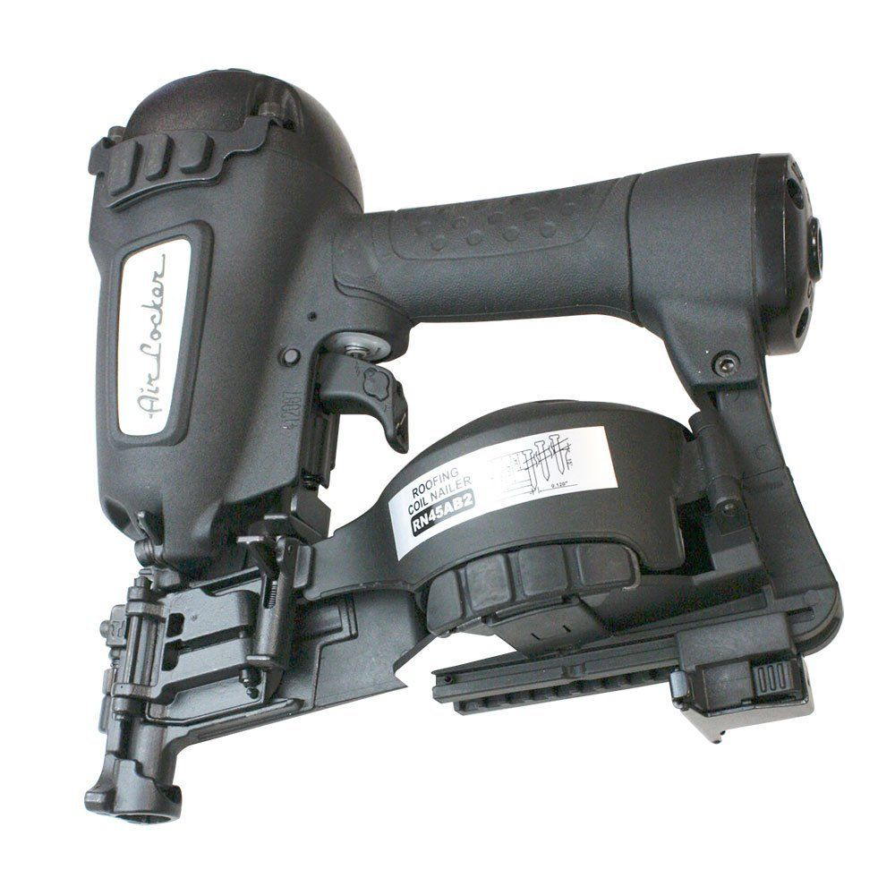 Air Locker Rn45ab2 3 4 Inch To 1 3 4 Inch Coil Roofing Nailer Want Additional Info Click On The Image Roofing Nailer Roofing Nailer