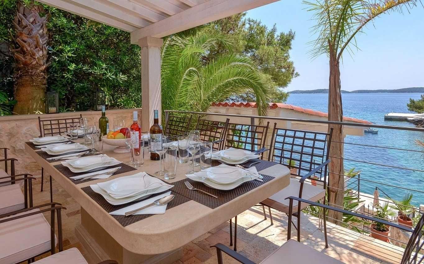 Beach Villas Croatia 2019 Beachfront