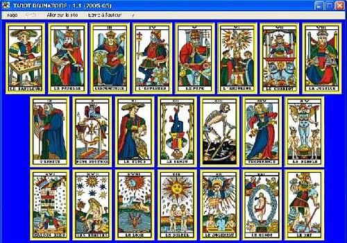 tarot marseillais comparer tarot divinatoire de marseille avec d 39 autre logiciels abba. Black Bedroom Furniture Sets. Home Design Ideas