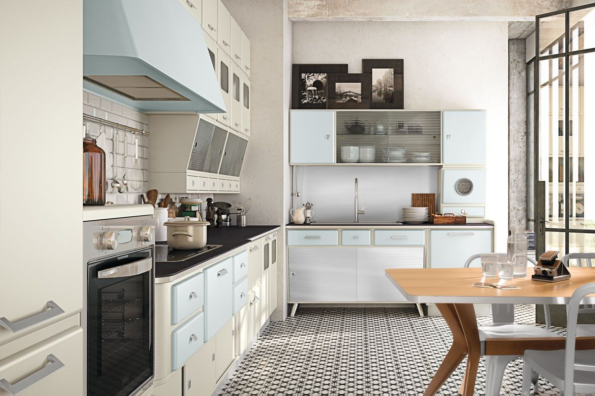 Marchi Group   Fifties Style Kitchen   Saint Louis. Pinned By Secret Design  Studio,