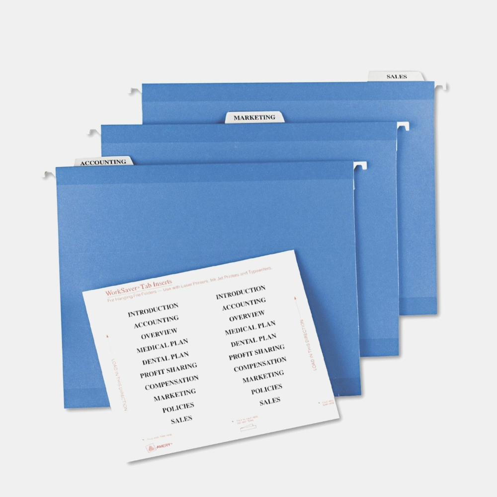 Templates Pendaflex Hanging File Folder Tabs Template Label Regarding Pendaflex Label Template 10 Pr File Folder Labels Folder Labels Hanging File Folders