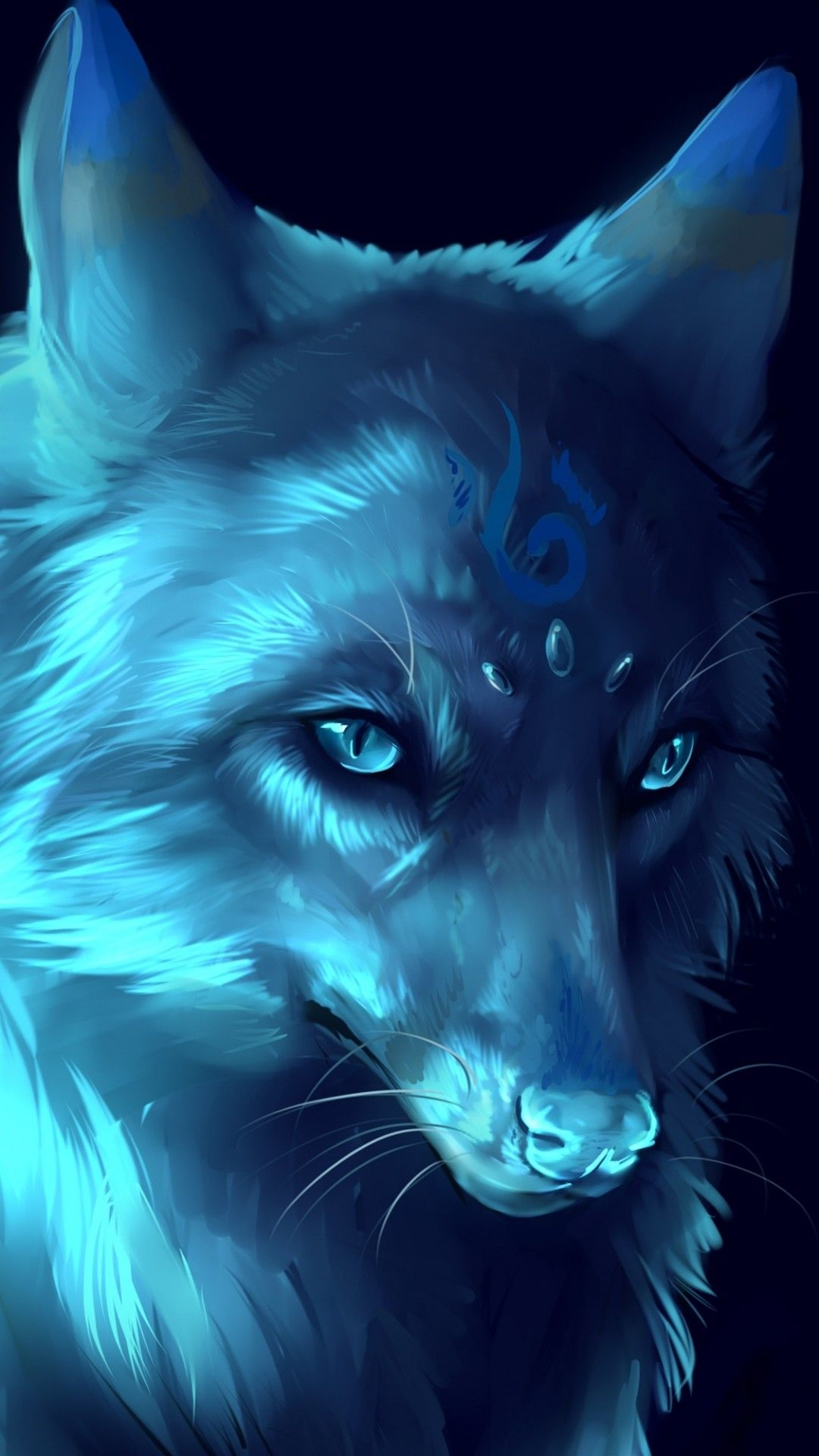 Great 5 Epic Wolf Wallpapers High Definition For Your Android Or Iphone Wallpapers Android Iphone Wallpaper Fantasy Wolf Galaxy Wolf Anime Wolf