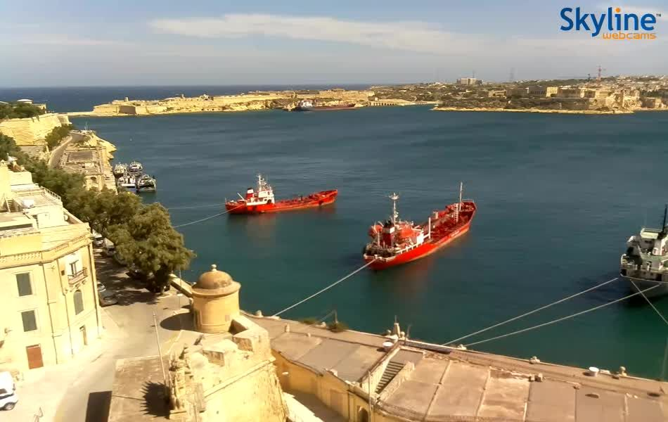 Pin op Malta