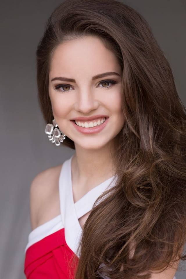 2013 Miss Junior Flagler County Pageant Contestants Ages 12-15