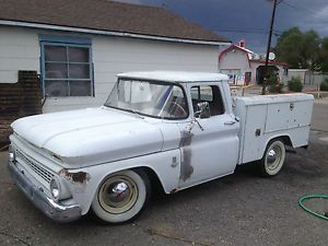 Chevy Gmc Powers Utility Bed 6 5 Short Box Rat Rod Shop Truck