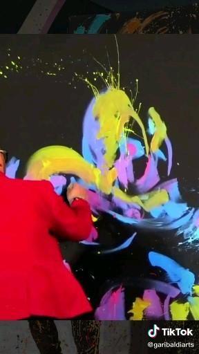 Painting Art Video Gouache Art Amazing Art Painting Diy Art Painting