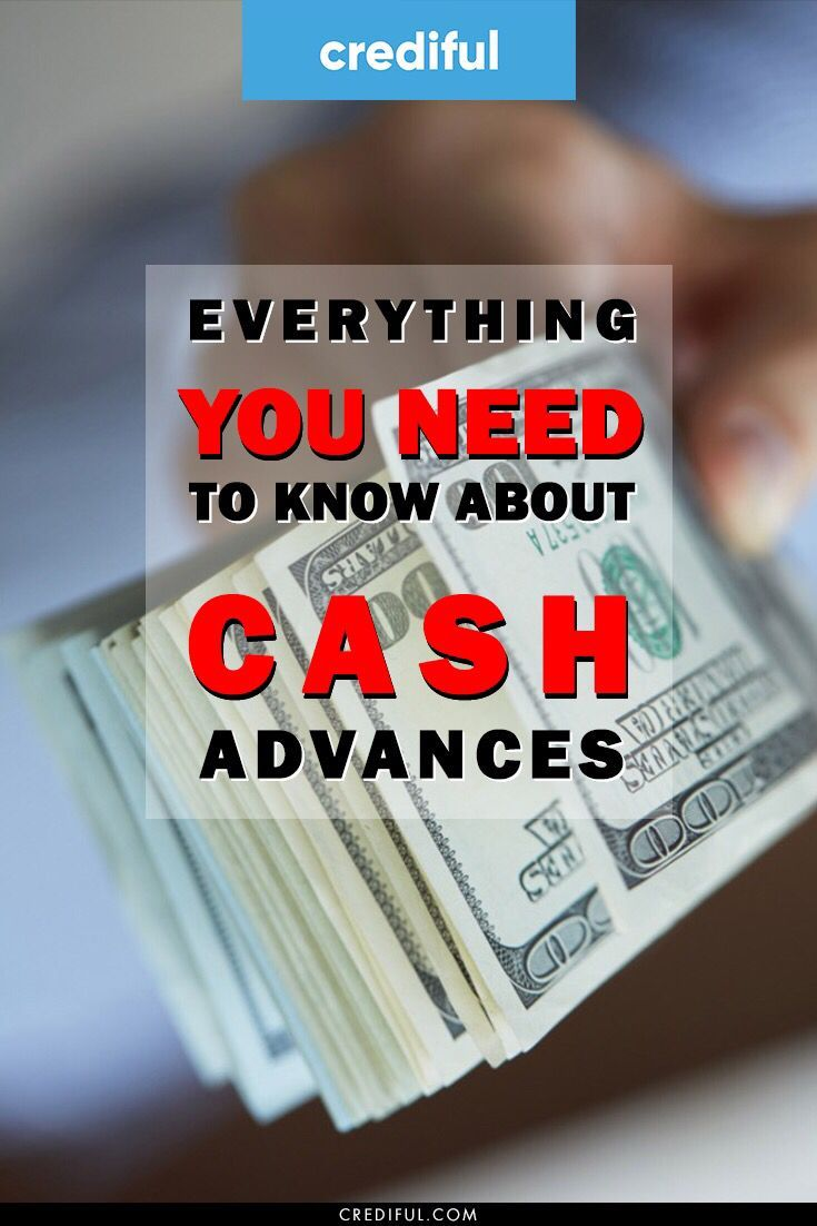 Credit card cash advance what is it how does it work