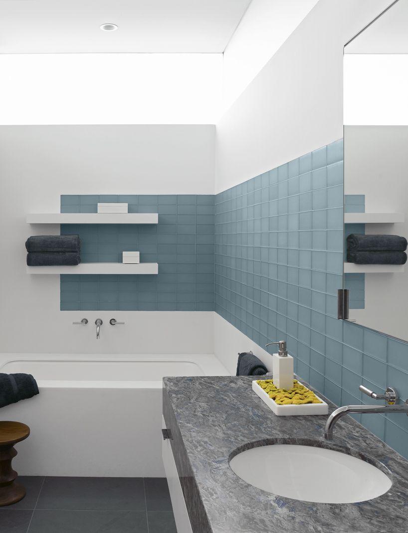 Laidlaw Schultz Architects Beach Residence Bath Master