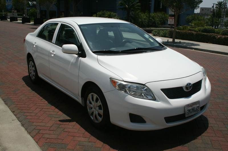 2010 toyota corolla le 4dr sedan 4a for sale by raging