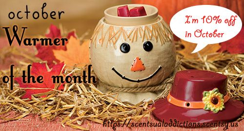Scentsy Spotlight: Seasonal Products 2013! - Craft Cravings