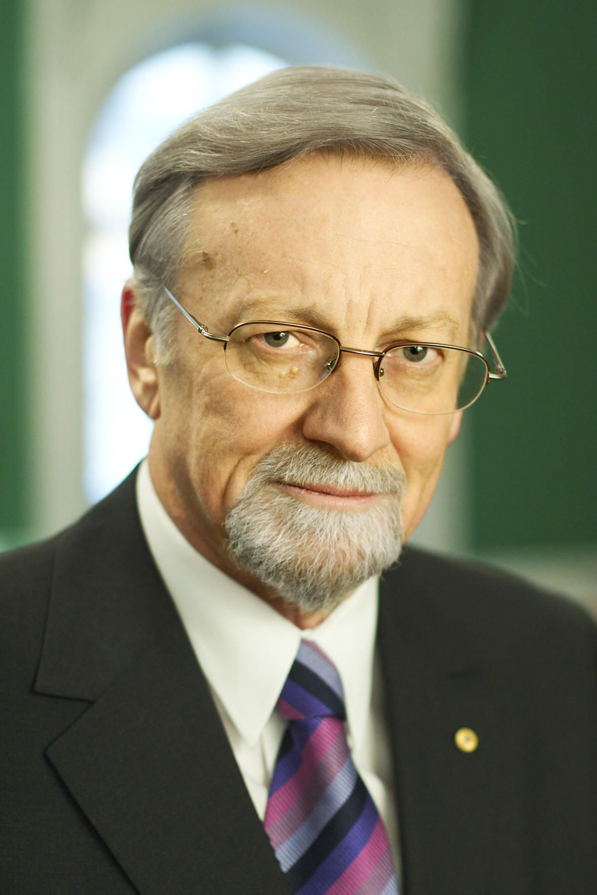Gareth Evans was Australia's foreign minister for eight